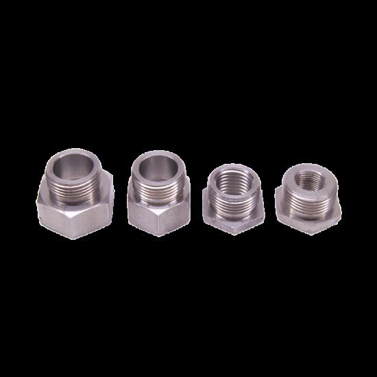Adaptor M 28x1.5 mm INOX