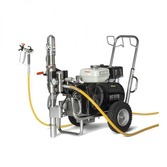 HC 970 G Petrol