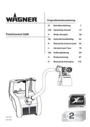FinishControl 5000 Manual
