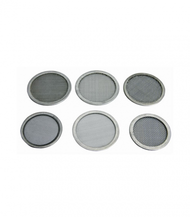 Disc filter Ø 57mm Stainless steel