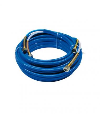 LP Twin hose fitting steel