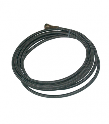 PTFE Hose Single & Double Metal Braid