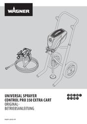 ControlPro 350 Extra Spraypack - Cart version Manual