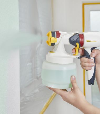 W 450 - Interior Spraying - Sprayquip
