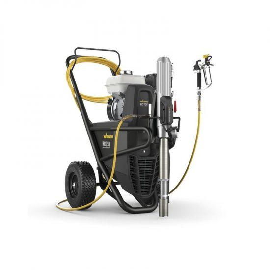 HC 750 G – Petrol