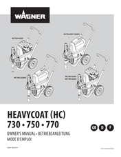 HeavyCoat 750 G Petrol Manual