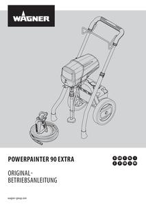 PowerPainter 90 Extra Spraypack Manual