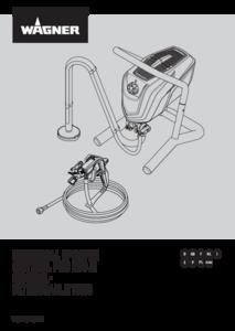 Airless Sprayer Control Pro 250 M Manual - Sprayquip